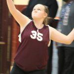 Lamar 7th Grade A Volleyball vs. Lake Belton