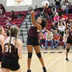 Lamar 7th grade volleyball wins two against Lake Belton
