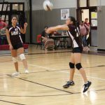 Lamar 8th Grade A Volleyball vs. Lake Belton