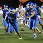Freshman Blue football tops Belton 21-7
