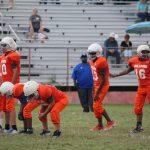 Bonham 7th Grade B Football vs. Cove Lee