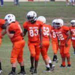 Bonham 7th Grade A Football vs. Cove Lee