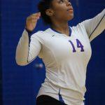 Freshman Blue Volleyball vs. Waco