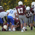 Lamar 8th Grade A Football vs. Copperas Cove