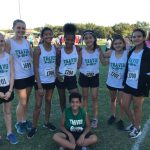 Travis girls cross country results from the district meet