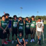 Tyson Tamez claims district boys cross country title