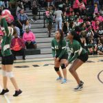 Travis 8th grade volleyball results vs. Copperas Cove