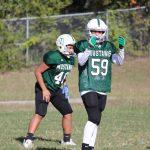 Travis 8th Grade B Football vs. Bonham