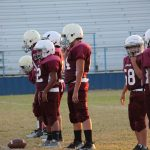Lamar 7th Grade B Football vs. Midway Blue
