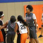 Lamar 8th Grade B Basketball vs. Bonham