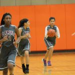 Lamar Girls 7th Grade A Basketball vs. Bonham