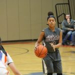 Lamar Girls 8th Grade A Basketball vs. Bonham