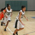 Travis Girls 7th Grade B Basketball vs. Bonham