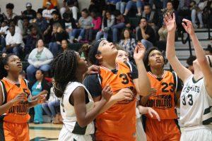Bonham Girls 8th Grade B Basketball vs. Travis