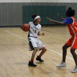 Travis Girls 8th Grade A Basketball vs. Bonham