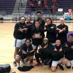 JV Girls basketball wins Waco ISD tourney