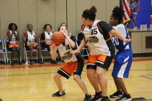 Bonham Girls 8th Grade B Basketball vs. Copperas Cove