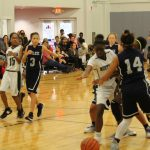 Travis Girls 7th Grade A Basketball vs. Cove Lee