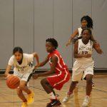 Travis Girls 8th Grade A Basketball vs. South Belton