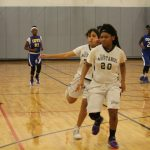 Travis Girls 8th Grade A Basketball vs. Copperas Cove