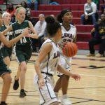 Lamar Girls 7th Grade B Basketball vs. Travis