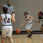 Lamar Girls 7th Grade A Basketball vs. Travis