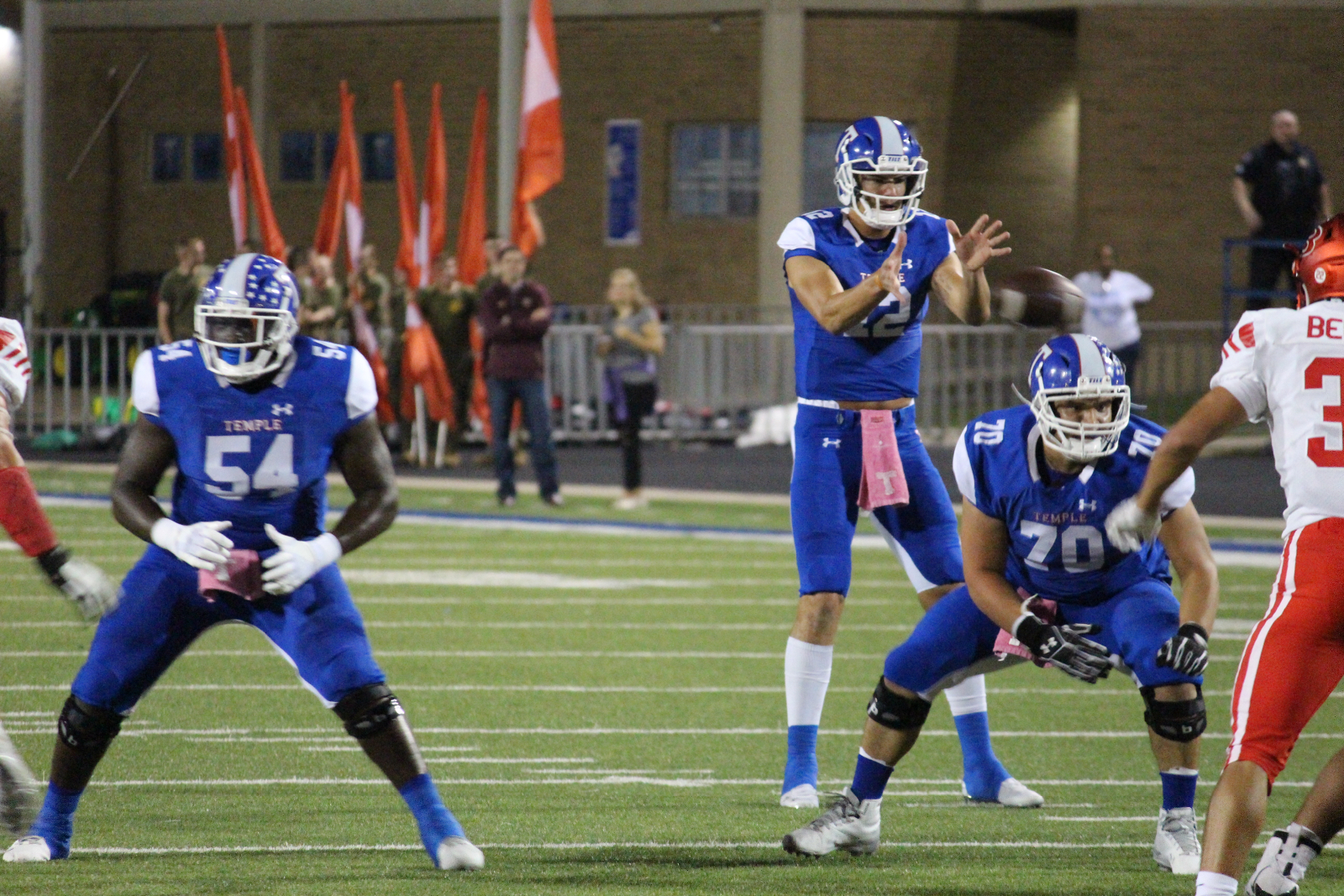 Temple players earn 12-6A All-District honors
