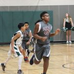 Lamar Boys 8th Grade B Basketball vs. Travis