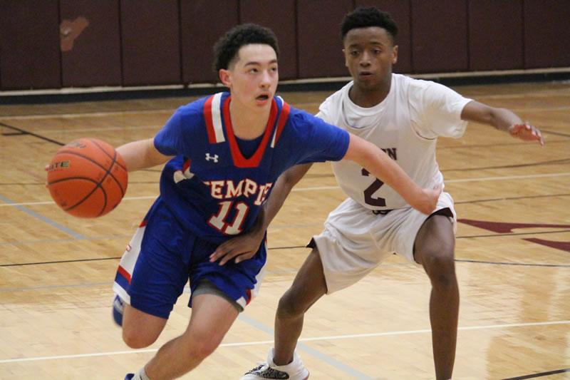 JV boys basketball falls to Killeen