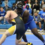 Wildcat wrestlers dominant in meet, improve to 4-1 for the season