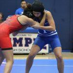 Lady Wildcat Wrestling vs. Harker Heights
