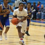 Freshman basketball boys tops Midway & Cove