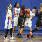 JV girls basketball comes up short against Harker Heights