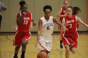 Bonham 7th Grade Girls B Basketball vs. North Belton