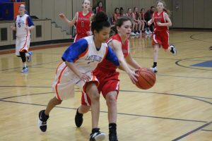 Bonham Girls 8th Grade A Basketball vs. North Belton