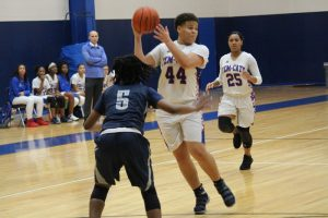 Freshman Girls Basketball vs. Killeen Shoemaker
