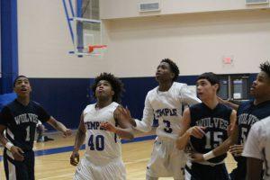 Freshman Boys Basketball vs. Killeen Shoemaker