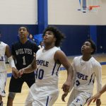 Freshman boys basketball falls to Shoemaker