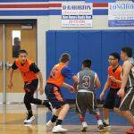 Bonham Boys 8th Grade B Basketball vs. Lamar