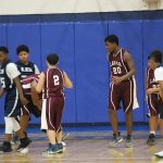 Lamar Boys 7th Grade B Basketball vs. Cove Lee