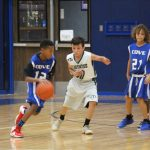 Travis Boys 7th Grade B Basketball vs. Copperas Cove