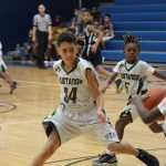 Travis Boys 7th Grade B Basketball vs. Cove Lee