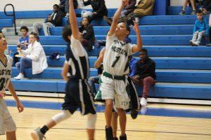 Travis Boys 7th Grade B Basketball vs. Cove Lee