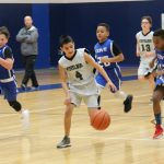 Travis Boys 7th Grade B Basketball vs. Copperas Cove