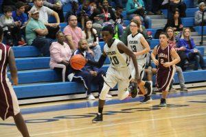 Travis Boys 7th Grade B Basketball vs. Lamar