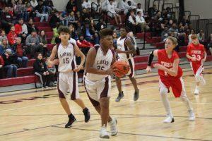 Lamar Boys 7th Grade B Basketball vs. Lake Belton