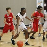 Lamar Boys 7th Grade A Basketball vs. Lake Belton