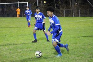 JV A Boys Soccer vs. Harker Heights