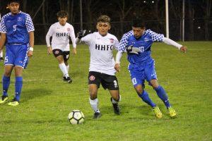 Wildcat Soccer vs. Harker Heights