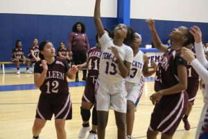 Girls Freshman Basketball vs. Killeen